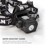 Thumbnail - Dual Mode Pivoting Rechargeable LED Headlamp - 71