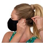 Thumbnail - Washable Cotton Face Mask with Adjustable Elastic Ear Straps - 61