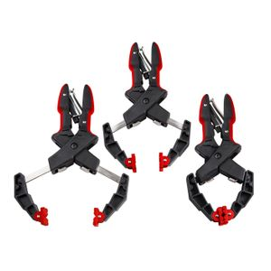 Adjustable Locking Quick-Release Hand Clamp Set