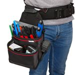 Thumbnail - 15 Compartment Work Belt Fastener Pouch Plus - 71
