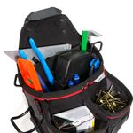 Thumbnail - 13 Compartment Work Belt Framer Pouch with Hammer Loop - 41
