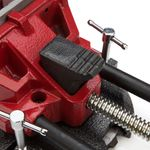 Thumbnail - 5 Inch Low Profile Swivel Mount Bench Vise - 41