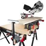 Thumbnail - 3 in 1 Material Support Miter Saw Accessory - 31