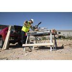 Thumbnail - Work Table Folding Sawhorse Set - 61
