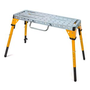 Adjustable Welding Table and Work Bench
