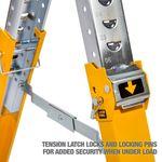 Thumbnail - Adjustable Height Portable Steel Welding Sawhorse - 51
