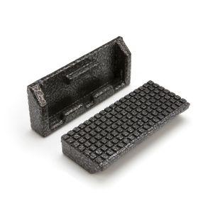 Ductile Iron 3 Inch Vise Pad Set