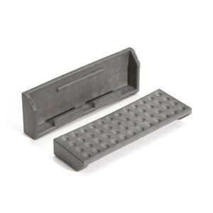 Non-Marring 3-Inch Vise Pad Set