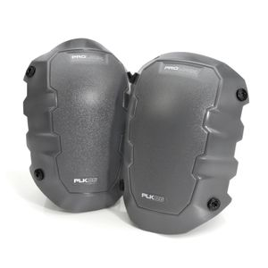 Non-Marring Cap Knee Pad Attachments
