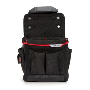9-Compartment Work Belt Technician Plus Pouch