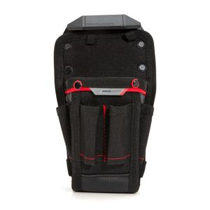 6-Compartment Work Belt Technician Pouch