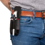Thumbnail - 3 Compartment Work Belt Utility Knife Holder - 41