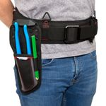 Thumbnail - Extra Padded Sling Belt with Steel Buckle - 61