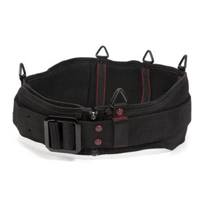 Extra Padded Sling Belt with Steel Buckle