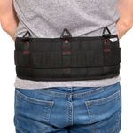 Thumbnail - Extra Padded Sling Belt with Steel Buckle - 21