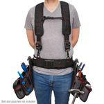 Thumbnail - Padded Work Belt Suspenders - 41
