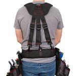Thumbnail - Padded Work Belt Suspenders - 51