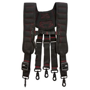 Padded Work Belt Suspenders