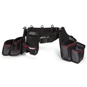 4-Piece Contractor Work Belt Set