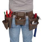 Thumbnail - 7 Pocket Leather Tool Apron - 51