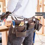 Thumbnail - 7 Pocket Leather Tool Apron - 61