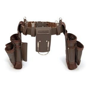 14 Pocket Leather Framer's Set