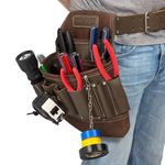 Thumbnail - 8 Pocket Leather Electrician s Tool Pouch - 41
