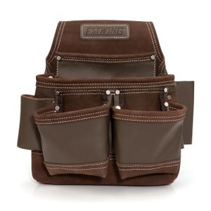 9 Pocket Full Leather Framer s Pouch