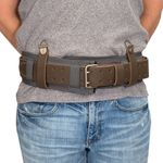 Thumbnail - 6 Inch Padded Leather Work Belt - 41