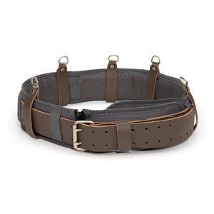 6 Inch Padded Leather Work Belt