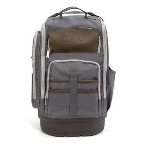 20-Inch Hard Bottom Tool Backpack