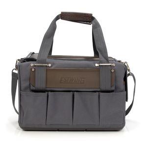 14 Compartment 16 Inch Carpenter s Tool Bag