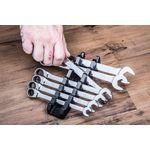 Thumbnail - 8 Slot Plastic Wrench Rack - 61