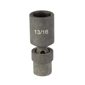 3/8-Inch Drive x 13/16-Inch Swivel Spark Plug Socket