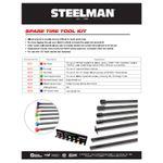 Thumbnail - 7 Piece Spare Tire Tool Kit - 51