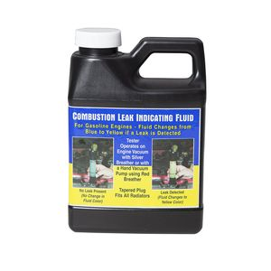 16-Ounce Combustion Leak Indicating Fluid, Pack of 2
