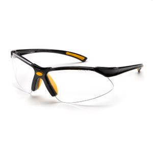 Clear Lens Impact Resistant Safety Glasses