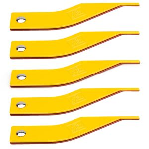 2-Piece Brake Pad Thickness Gauge Set, 5-Pack