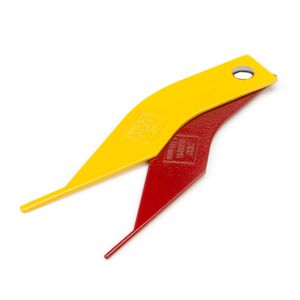 2-Piece Brake Pad Thickness Gauge