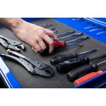 Thumbnail - 1 Drawer Mechanic s Service Rolling Tool Cart - 31
