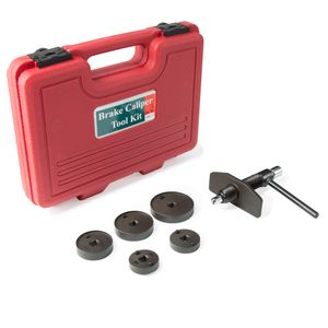 8-Piece Brake Caliper Tool Kit