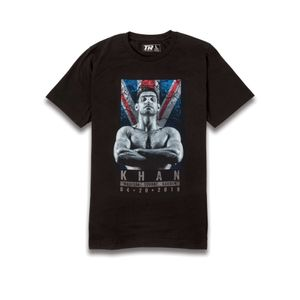 Khan 4 20 2019 English Fight Tee