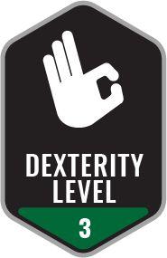 Dexterity Level