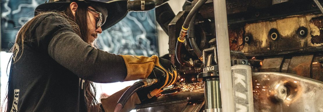 Premium TIG Welding Gloves Offering Heat Resistance, High Dexterity, and All-Day Comfort