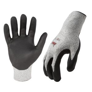 AX360 Seamless Knit Nitrile-Dipped Cut Resistant Gloves