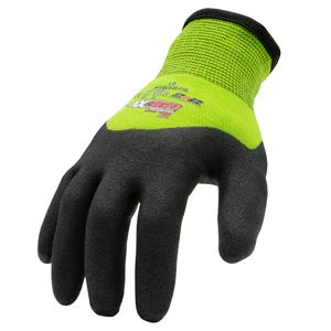 AX360 Seamless Cut 5 Grip Hi-Viz Cold Weather Gloves