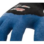 Thumbnail - AX360 Seamless Knit Crinkle Grip Latex Gloves - 3