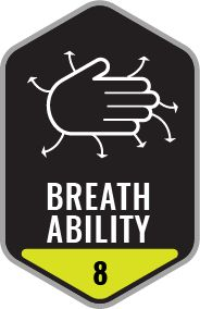 Glove Breathability