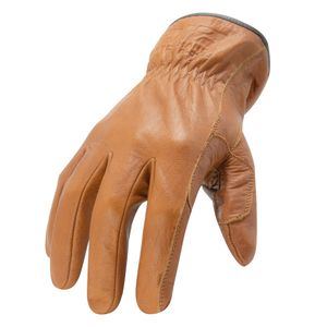 Arc Flash CAT 2 Cut Resistant 5 Chief Leather Driver Gloves Small Medium Large X Large XX Large XXX Large