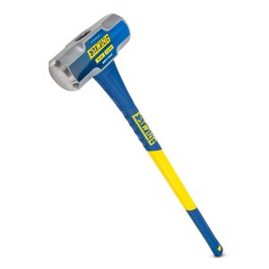Soft Face Sledge Hammer with Fiberglass Handle